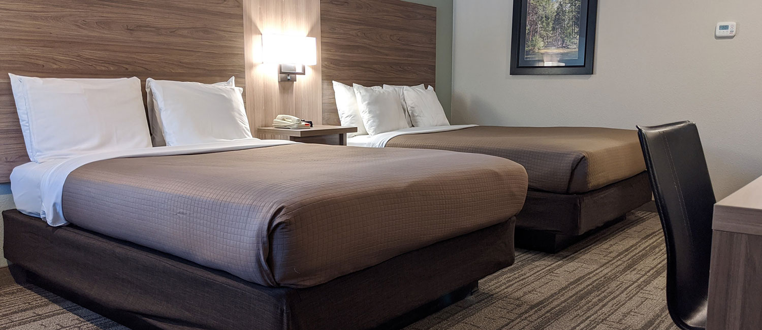 Guest Rooms in Yosemite National Park Hotels