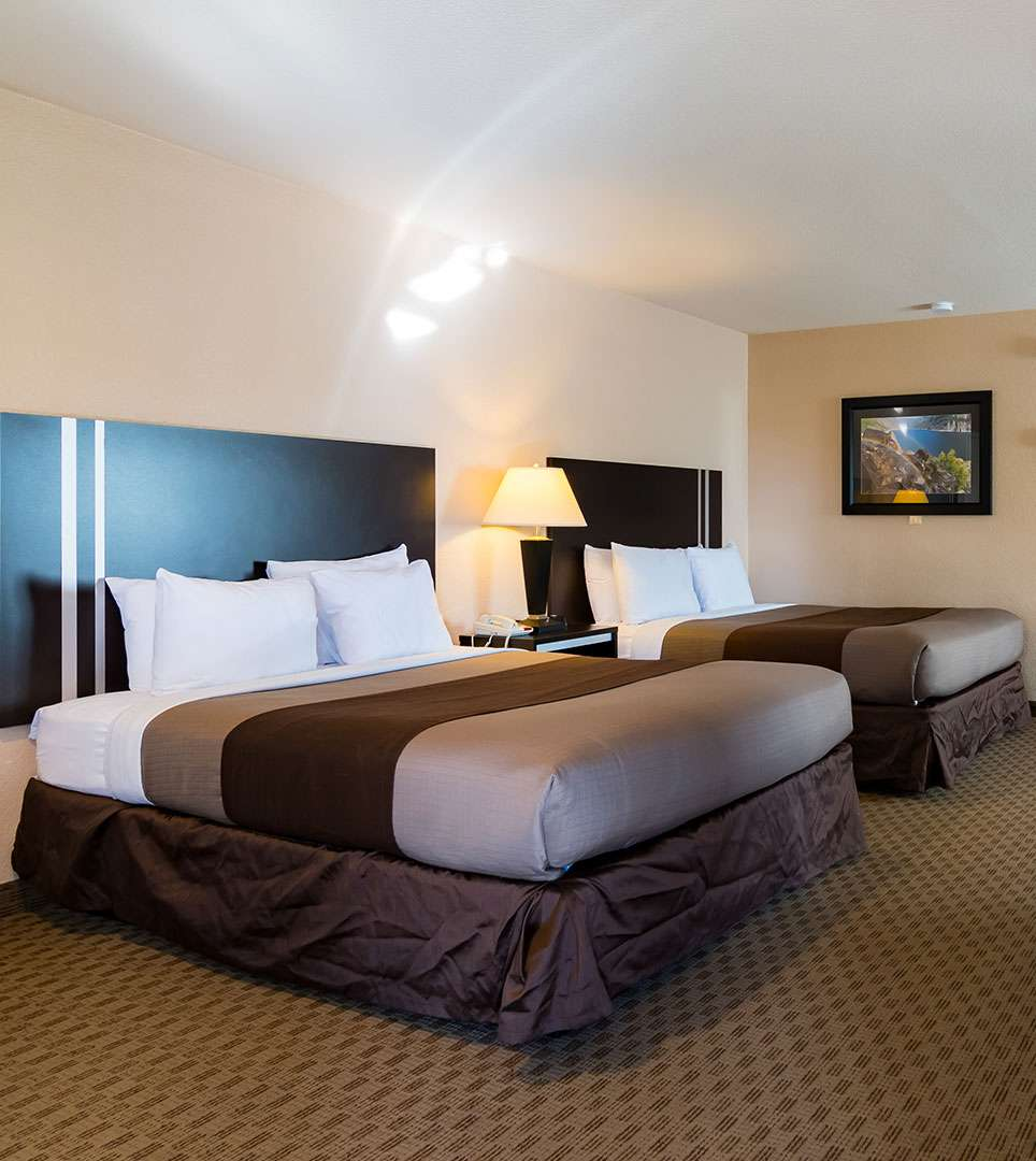 COMFORTABLE GUEST ROOMS NEAR YOSEMITE NATIONAL PARK